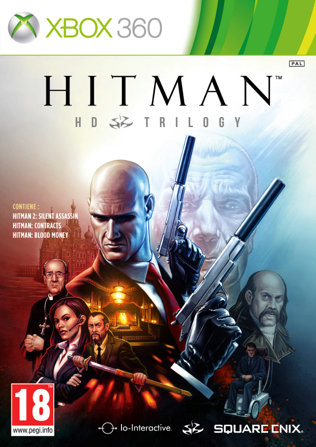 Hitman HD