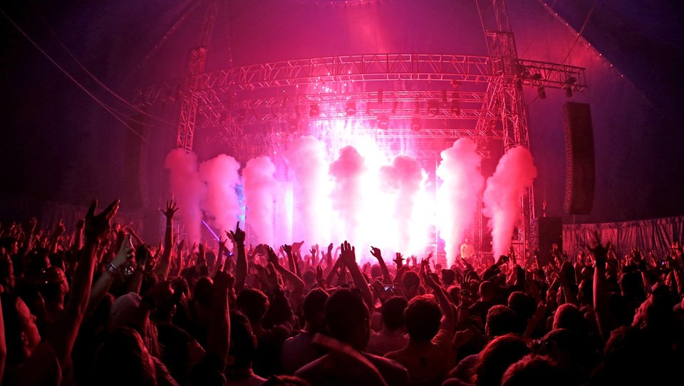 6 dance festivals to try before you die - Entertainment Focus