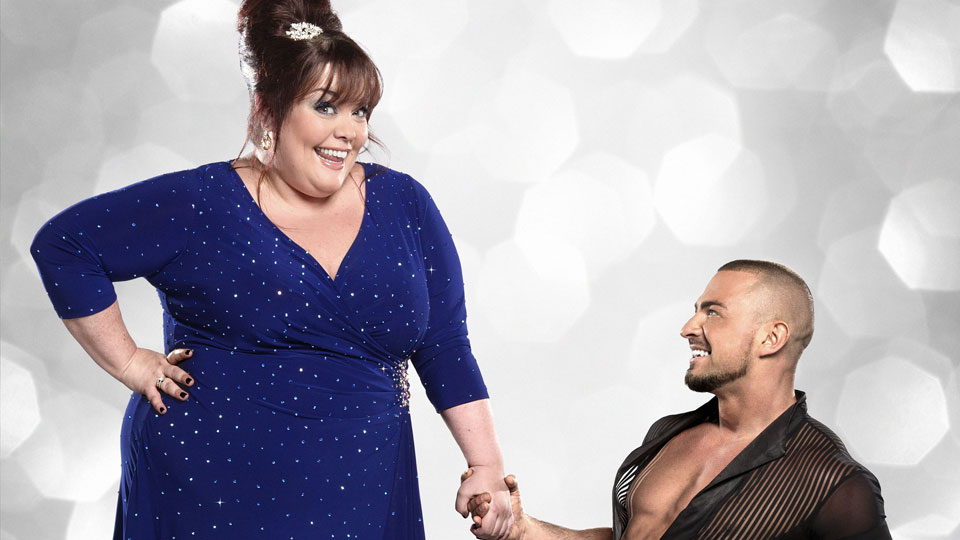 Lisa Riley and Robin Windsor
