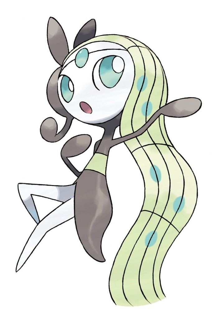 Pokémon Meloetta