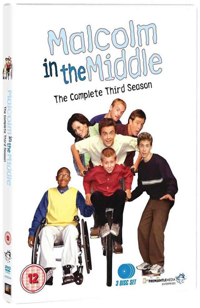 Malcolm In The Middle S3