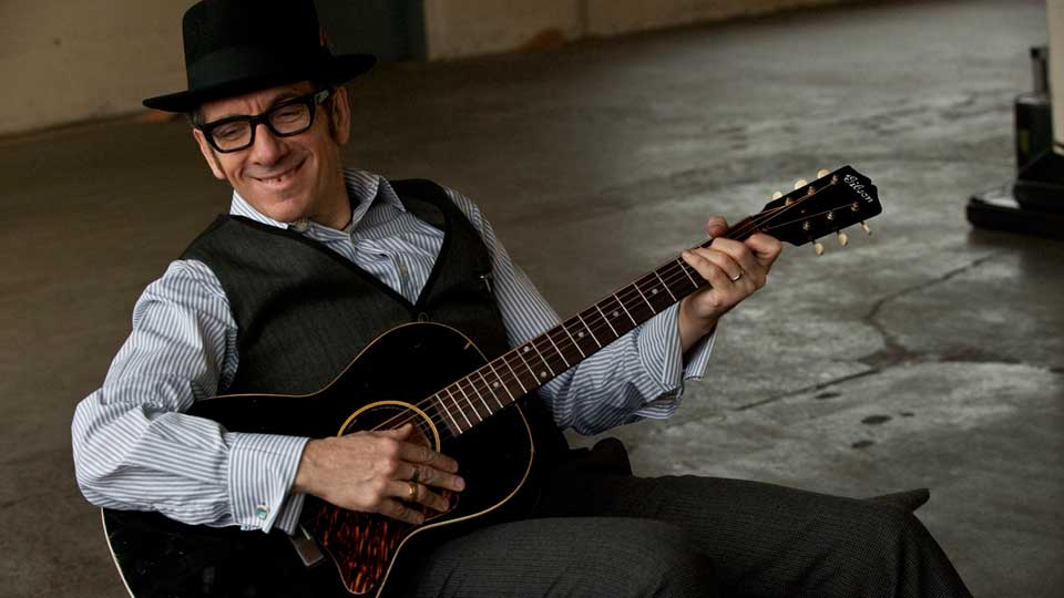 Elvis Costello Credit: James O'Mara