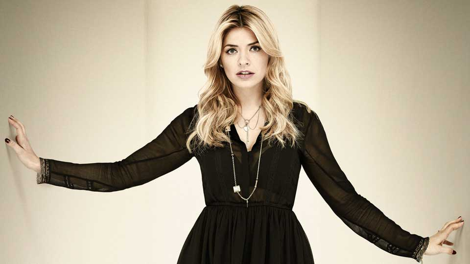 The Voice UK - Holly Willoughby