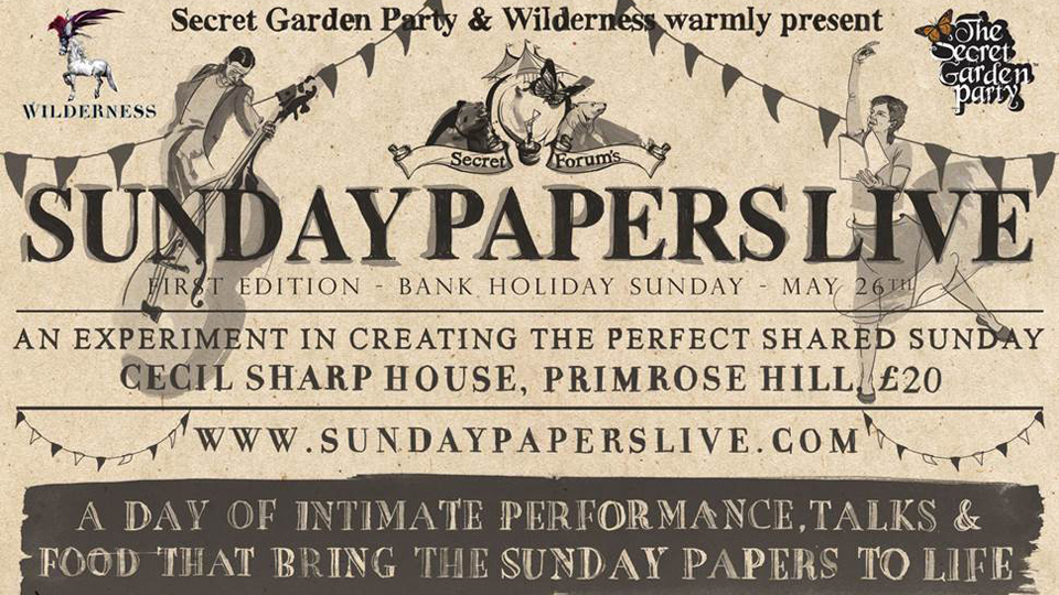Sunday Papers Live