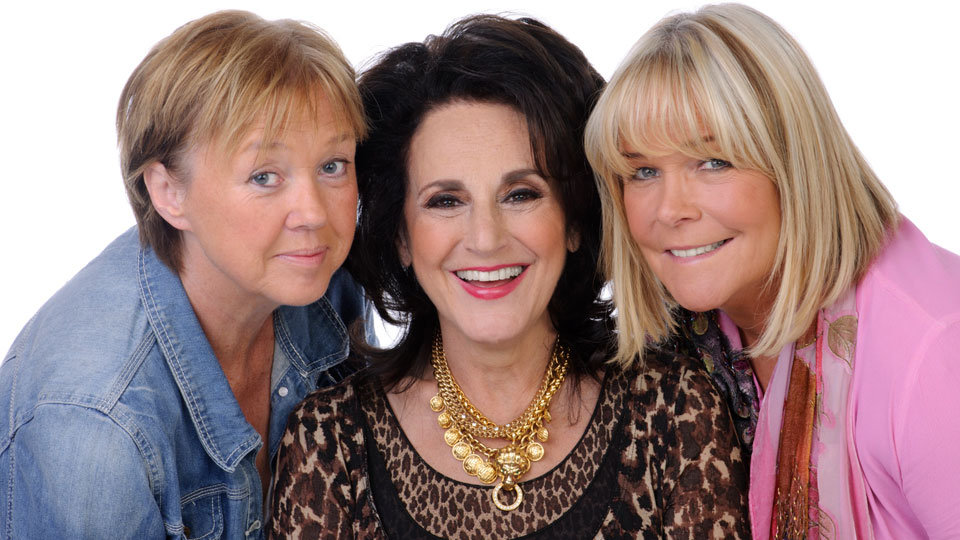 Birds Of A Feather Christmas Specials Dvd Review Entertainment Focus
