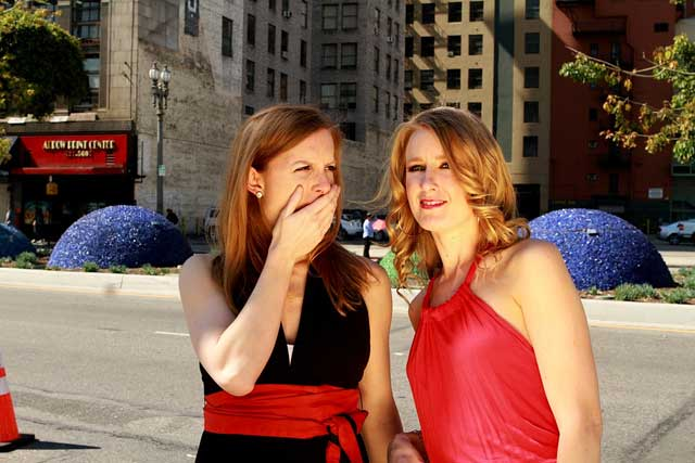 Clarissa and Karen