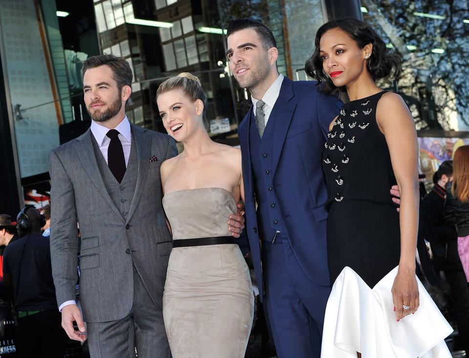 Star Trek Into Darkness – UK Film Premiere