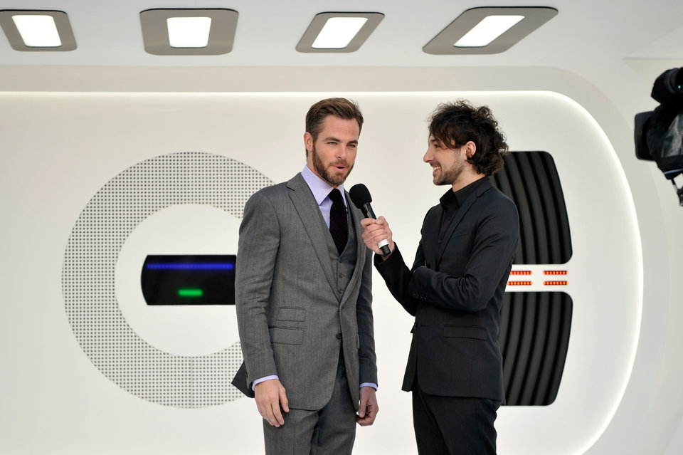 Star Trek Into Darkness – UK Film Premiere