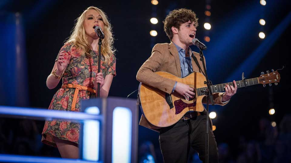 The Voice UK battle rounds
