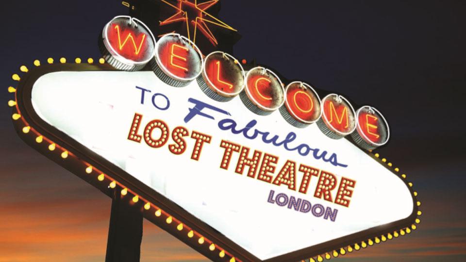 The LOST Theatre pre-fringe Festival