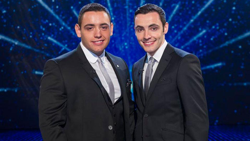 Richard and Adam