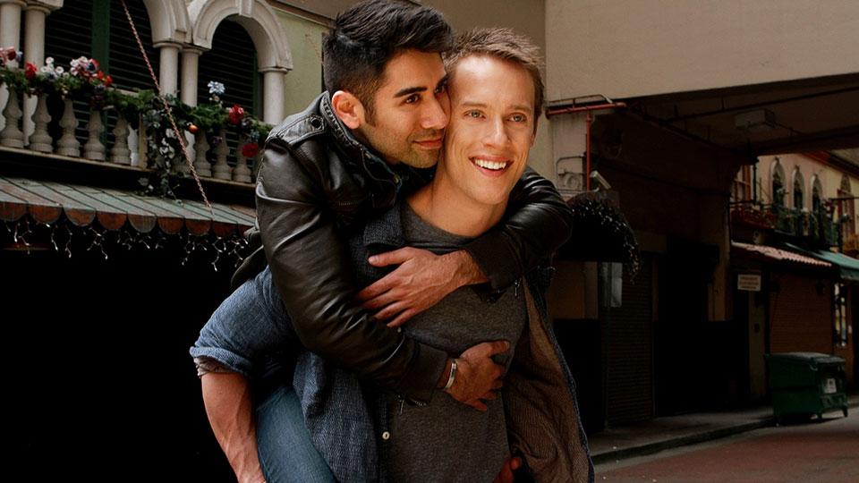 Matt Palazzolo and Sean Hemeon