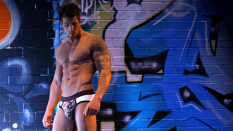 Graffiti Briefs