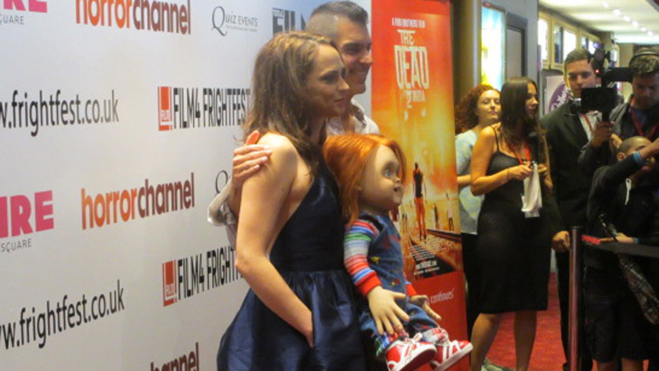 Fiona Dourif, Chucky and Don Mancini