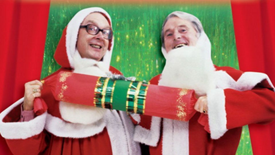 Morecambe And Wise The Thames Christmas Specials Volume