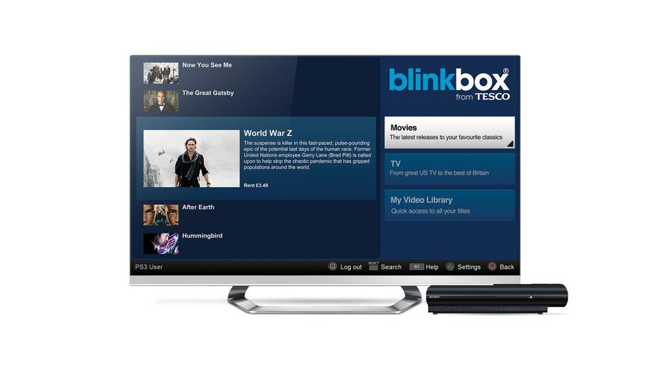 blinkbox PS3 app