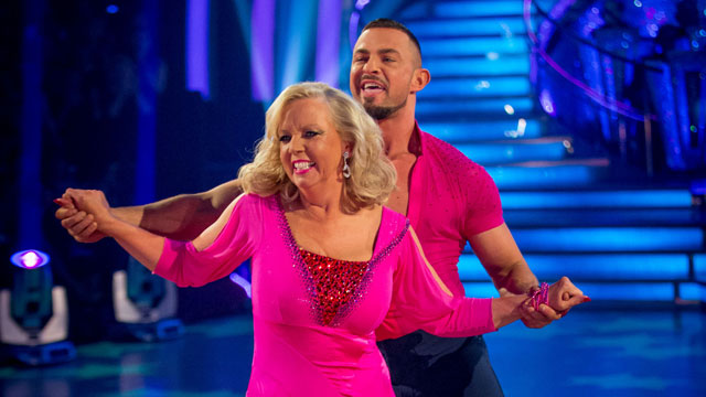 Robin Windsor and Deborah Meaden week 2