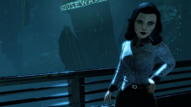 BioShock Infinite DLC - Burial at Sea