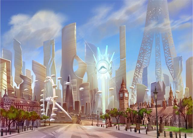 Sim City - Cities of Tomorrow