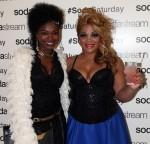 Miss Dynamix and Lorna