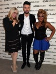 Shelley, Rylan and Lorna