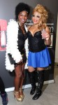 Miss Dynamix and Lorna Simpson