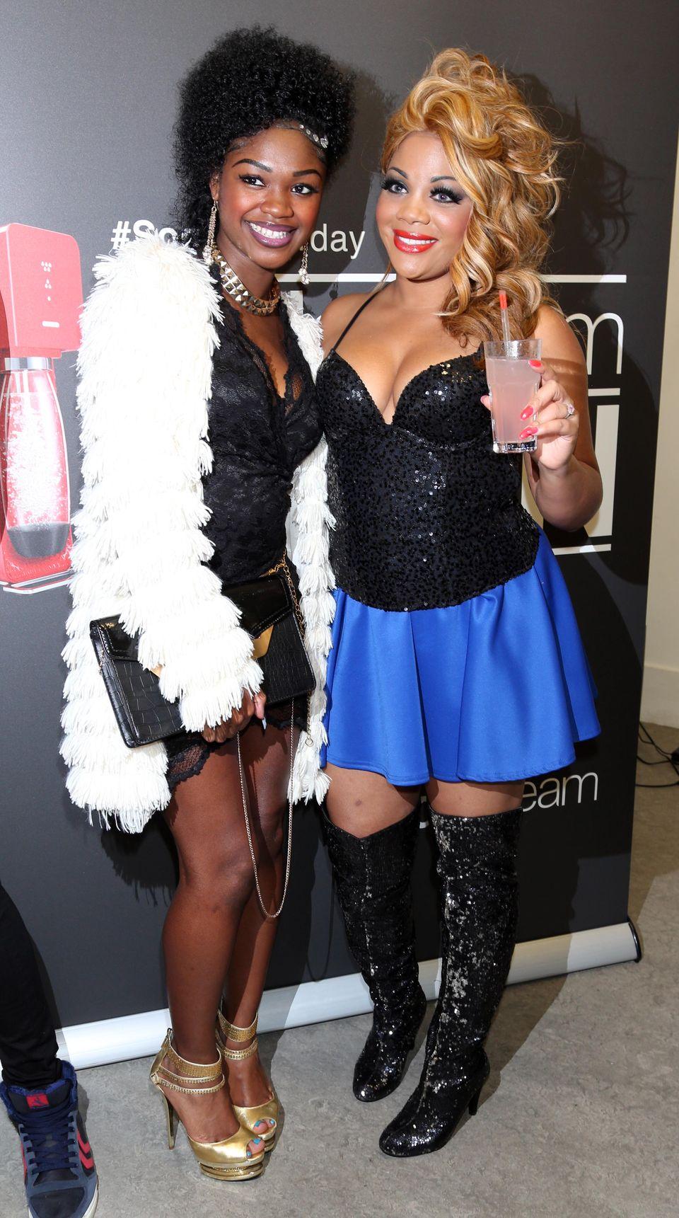 Stars attend SodaStream Saturday Nights In party (30)