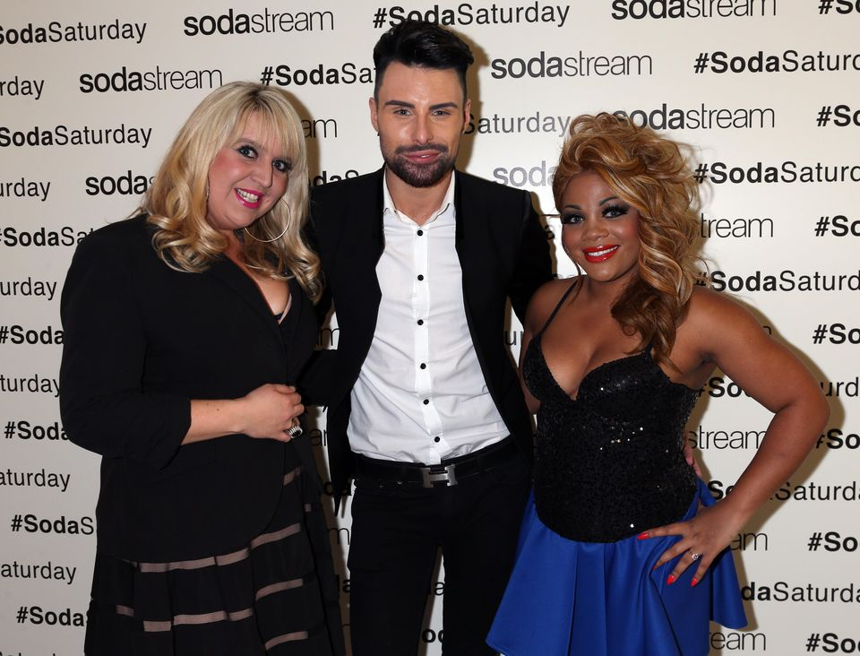 Stars attend SodaStream Saturday Nights In party (31)