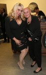 Shelley and Gail Porter