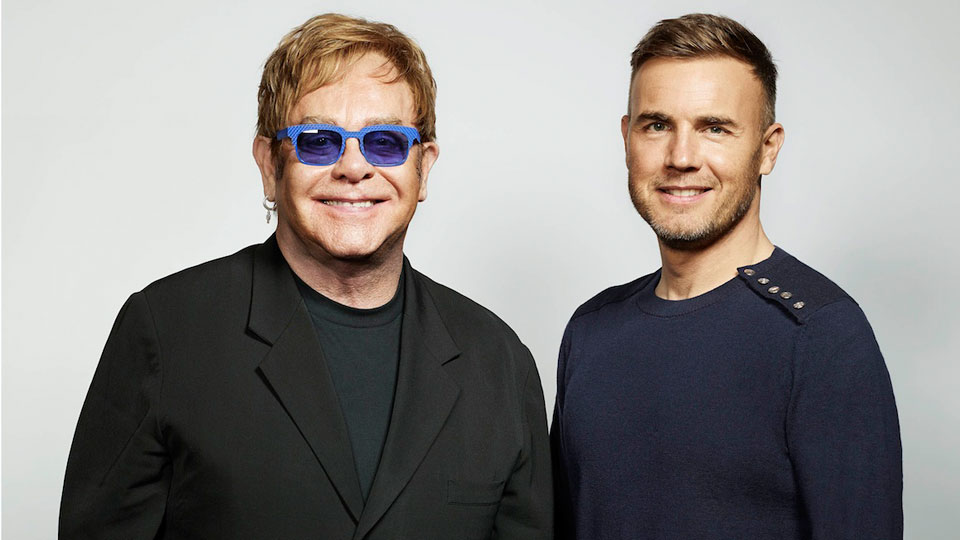 Elton and Gary