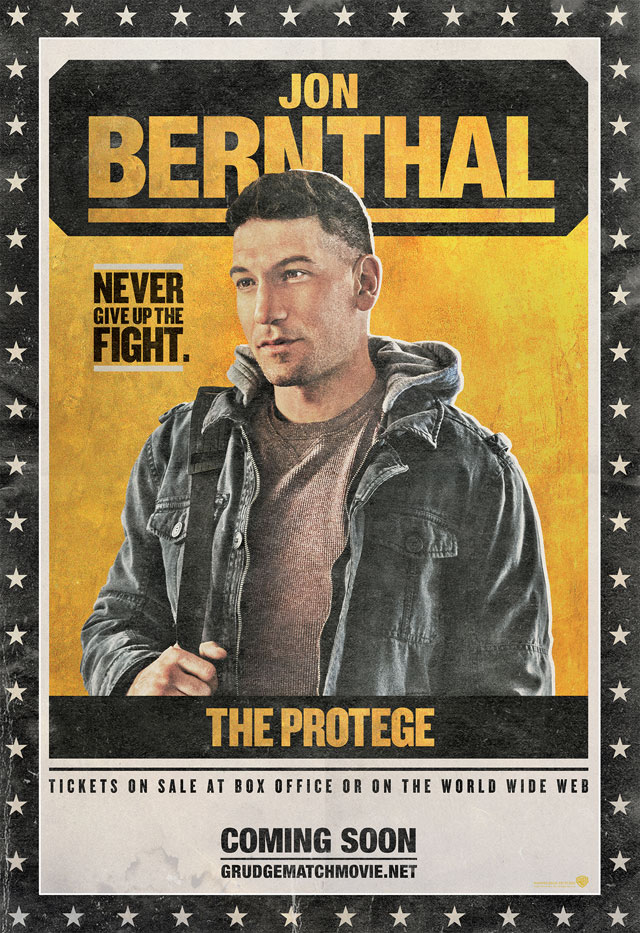 Grudge Match - Jon Bernthal