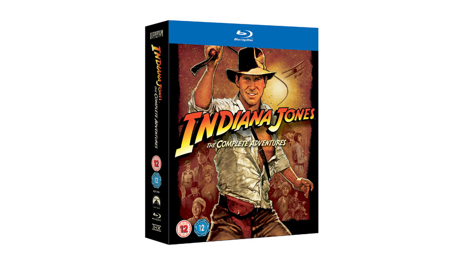 Indiana Jones- The Complete Adventures