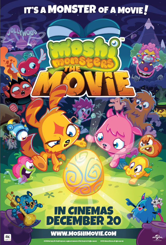 Moshi Monsters The Movie