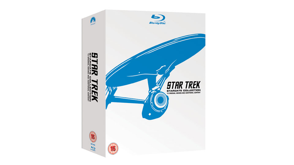 Star Trek 1 - X Remastered