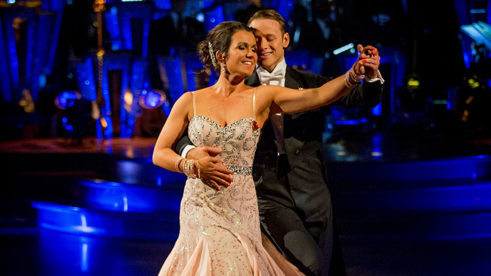 Susanna Reid and Kevin Clifton week 7