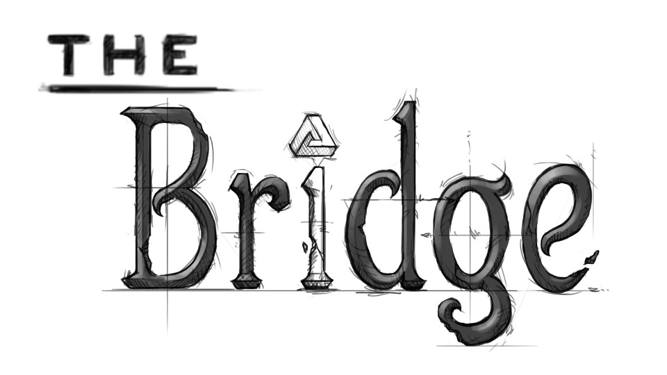 2d Puzzler The Bridge Now Available On Xbox Live