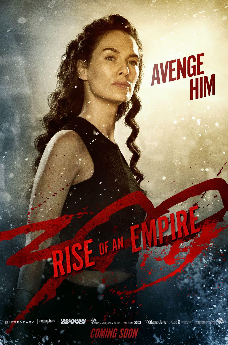 300: Rise of an Empire – Queen Gorgo