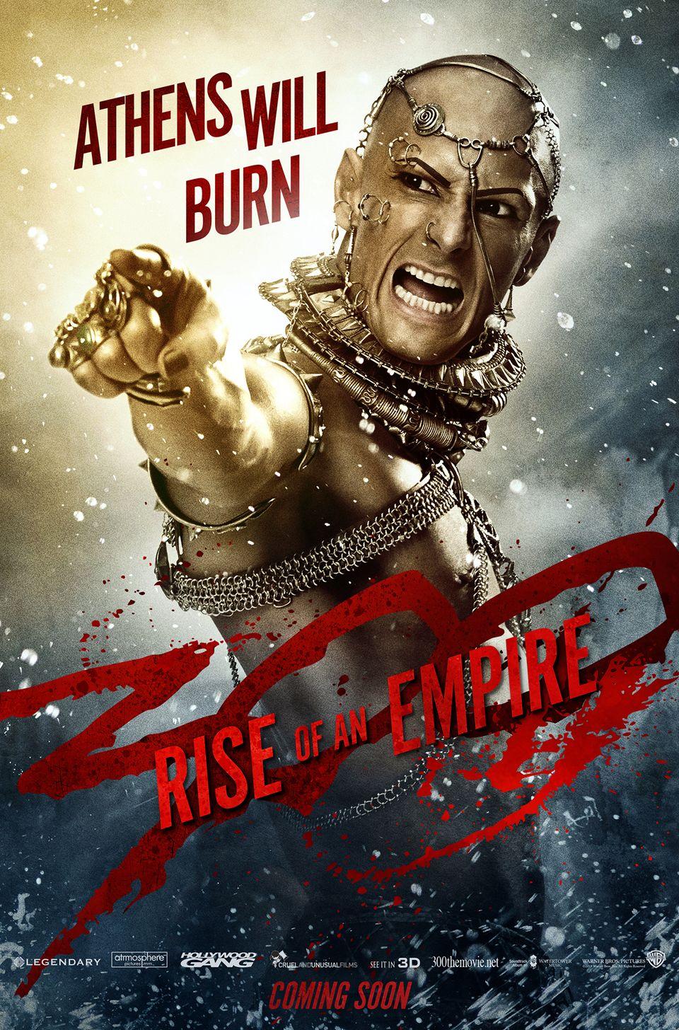 300: Rise of an Empire – Xerxes