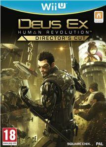 Deus Ex Human Revolution Directors Cut Wii U