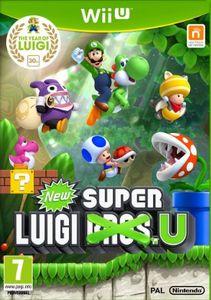 New Super Luigi Bros U
