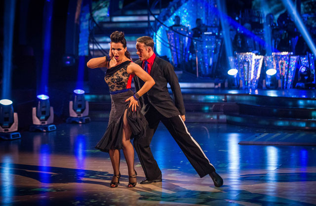 Strictly Come Dancing week 11