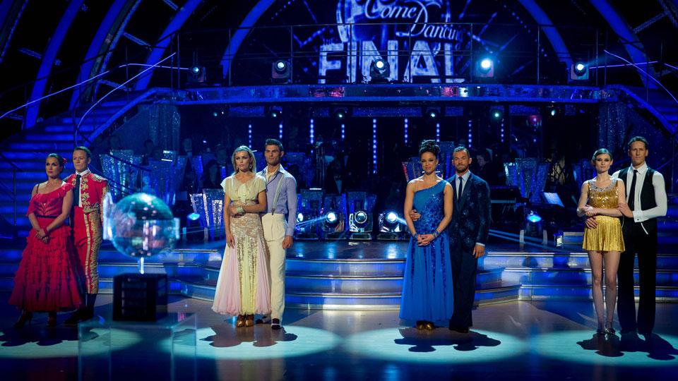 Strictly 2013 final
