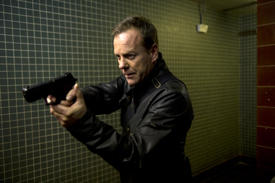 Kiefer Sutherland as Jack Bauer. ©2014 Fox Broadcasting Co.
