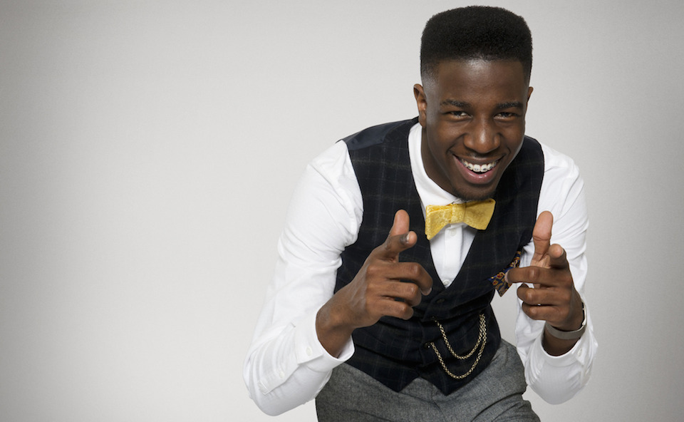 The Voice - Jermain Jackman