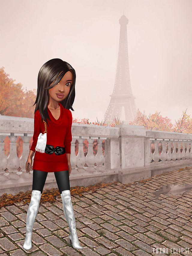 Fashion Getaway - Maisha - Paris