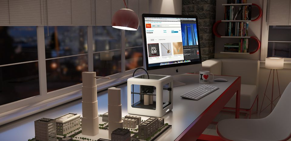Printing in the Comfort of your Home
