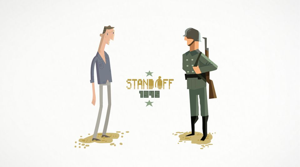 The Breakout – Standoff promo