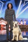 Britain's Got Talent - Julia Bennett and Wolfred