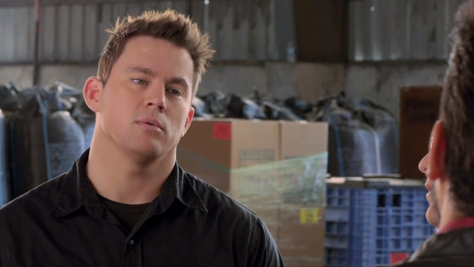channing tatum undercover in 22 jump street clip