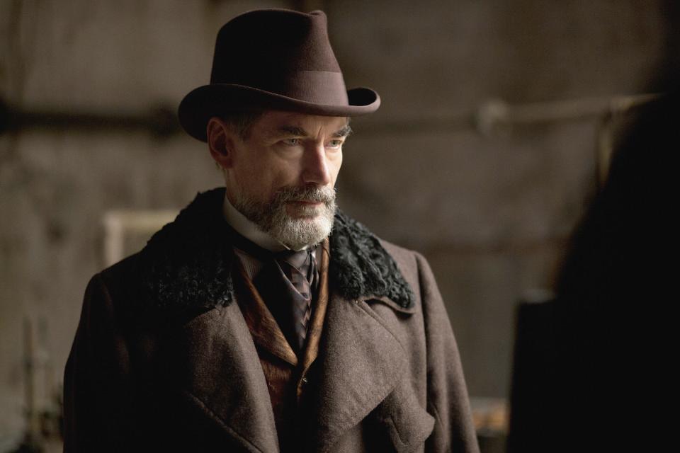 Timothy Dalton as Sir Malcolm SKY ATLANTIC © 2013 Showtime Networks Inc.